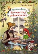 Cover-Bild zu Pettersson kriegt Weihnachtsbesuch
