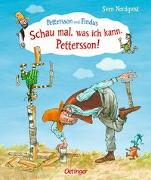 Cover-Bild zu Schau mal, was ich kann, Pettersson!