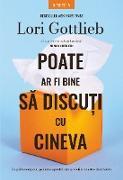 Cover-Bild zu Poate ar fi bine sa discuti cu cineva (eBook) von Gottlieb, Lori