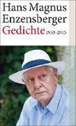 Cover-Bild zu Gedichte 1950-2015 (eBook) von Enzensberger, Hans Magnus
