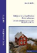 Cover-Bild zu Religion im schwedischen Kriminalroman (eBook) von Schröter, Jeanette