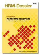 Cover-Bild zu Konfliktmanagement von Baldegger, Urs