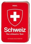 Cover-Bild zu Schweiz - Das ultimative Quiz von Sigg, Stephan