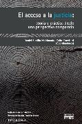 Cover-Bild zu El acceso a la justicia: teoría y práctica desde una perspectiva comparada (eBook) von Lev, Amnon