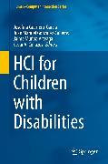 Cover-Bild zu HCI for Children with Disabilities (eBook) von Guerrero-Garcia, Josefina (Hrsg.)
