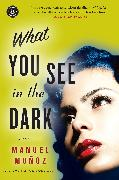 Cover-Bild zu What You See in the Dark von Munoz, Manuel