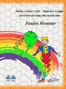 Cover-Bild zu Faules Monster (eBook) von Gullo, Maria Grazia
