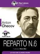 Cover-Bild zu Reparto N. 6 (Audio-eBook) (eBook) von Cechov, Anton