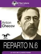 Cover-Bild zu Reparto N. 6 (eBook) von Cechov, Anton