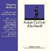 Cover-Bild zu Ein Duell (Audio Download) von Cechov, Anton