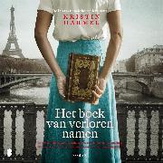 Cover-Bild zu Het boek van verloren namen (Audio Download) von Harmel, Kristin