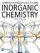 Cover-Bild zu Inorganic Chemistry von Housecroft, Catherine