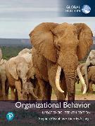 Cover-Bild zu Organizational Behavior, 18th Global Edition von Robbins, Stephen