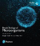 Cover-Bild zu Brock Biology of Microorganisms, 15th Global Edition von Sattley, W. Matthew