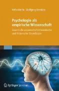 Cover-Bild zu Psychologie als empirische Wissenschaft von Desnizza, Wolfgang
