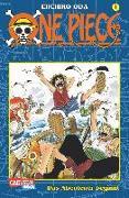 Cover-Bild zu One Piece, Band 1 von Oda, Eiichiro