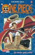 Cover-Bild zu One Piece, Band 3 von Oda, Eiichiro