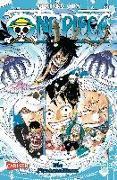 Cover-Bild zu One Piece, Band 68 von Oda, Eiichiro