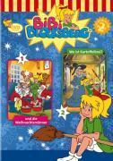 Cover-Bild zu und die Weihnachtsmänner / Wo ist Kartoffelbrei? von Bibi Blocksberg