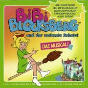 Cover-Bild zu Musical 2 Der Verhexte Schatz von Bibi Blocksberg (Komponist)