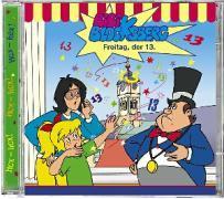 Cover-Bild zu Folge 073: Freitag,Der 13 von Bibi Blocksberg (Komponist)