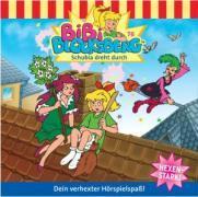 Cover-Bild zu Folge 076: Schubia Dreht Durch von Bibi Blocksberg (Komponist)