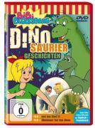 Cover-Bild zu Dinosaurier-Geschichten. 2 Filme von Bibi Blocksberg