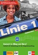 Cover-Bild zu Linie 1 Österreich A2. Testheft Prüfungsvorbereitung und Audio-CD von Karamichali, Ekaterini