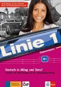 Cover-Bild zu Linie 1 Österreich B1. Testheft mit Prüfungsvorbereitung und Audio-CD von Doubek, Margit