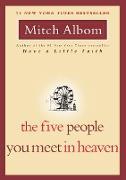Cover-Bild zu The Five People You Meet in Heaven (eBook) von Albom, Mitch