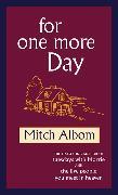 Cover-Bild zu For One More Day von Albom, Mitch