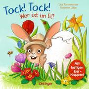Cover-Bild zu Tock! Tock! Wer ist im Ei? von Lütje, Susanne