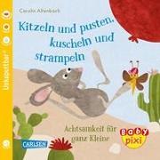 Cover-Bild zu Baby Pixi (unkaputtbar) 106: VE 5 Kitzeln und pusten, kuscheln und strampeln (5 Exemplare) von Altenbach, Carolin