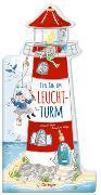 Cover-Bild zu Ein Tag im Leuchtturm von Lütje, Susanne