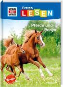 WAS IST WAS Erstes Lesen Band 7. Pferde und Ponys von Braun, Christina