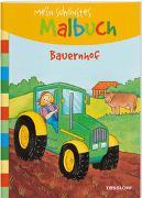 Mein schönstes Malbuch. Bauernhof von Beurenmeister, Corina (Illustr.)