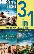 Cover-Bild zu Mord am Urlaubsort: - Nordlicht - Die Tote am Strand / Provenzalische Verwicklungen / Mord mit Meerblick (3in1-Bundle) (eBook) von Bonnet, Sophie