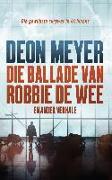 Cover-Bild zu Die ballade van Robbie de Wee en ander verhale (eBook) von Meyer, Deon