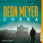 Cover-Bild zu Cobra (Audio Download) von Meyer, Deon