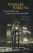 Cover-Bild zu Weimars Wirkung von Hochmuth, Hanno (Hrsg.)