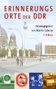 Cover-Bild zu Erinnerungsorte der DDR von Sabrow, Martin (Hrsg.)
