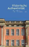 Cover-Bild zu Historische Authentizität (eBook) von Sabrow, Martin (Hrsg.)