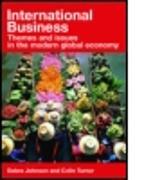Cover-Bild zu International Business von Johnson, Debra