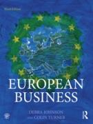 Cover-Bild zu European Business (eBook) von Johnson, Debra