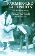 Cover-Bild zu Farmer-Led Extension: Concepts and Practices von Scarborough, Vanessa (Hrsg.)