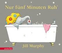 Cover-Bild zu Nur fünf Minuten Ruh', Geschenkbuch-Ausgabe von Murphy, Jill