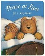 Cover-Bild zu Peace at Last von Murphy, Jill