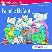 Cover-Bild zu Familie Elefant (Audio Download) von Murphy, Jill
