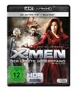 Cover-Bild zu X-Men : Der letzte Widerstand 4K+2D von Brett Ratner (Reg.)