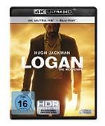 Cover-Bild zu Logan - The Wolverine 4K+2D von James Mangold (Reg.)